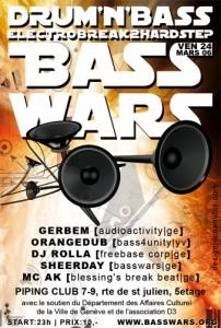 basswars electrobreak to hardstep