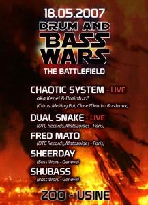 basswars the battlefield