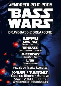 BassWars Drum'n'Bass 2 Breakcore