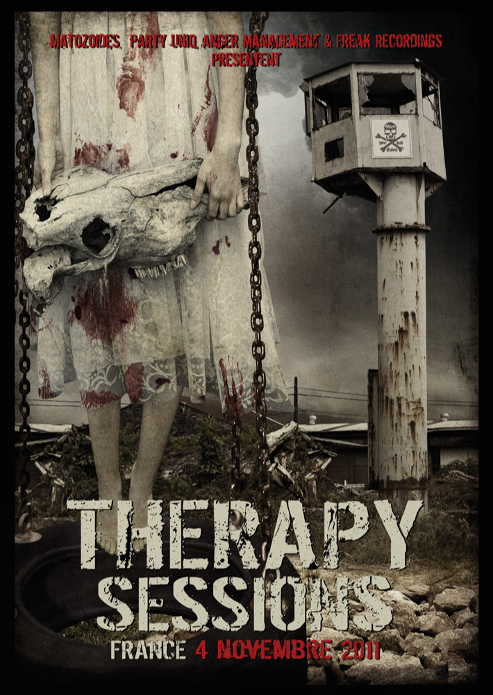 Therapy Sessions - France | Cooh - Panacea - Fred Mato - AK47 - Sheerday