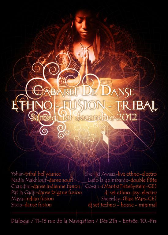 Cabaret de Danse Ethno Tribal Fusion