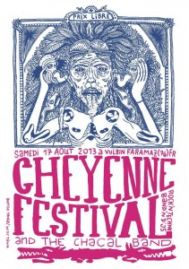 Cheyenne 6 The Chacal Band - 3