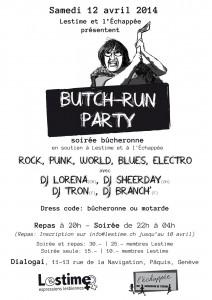 Butch-Run Flyer